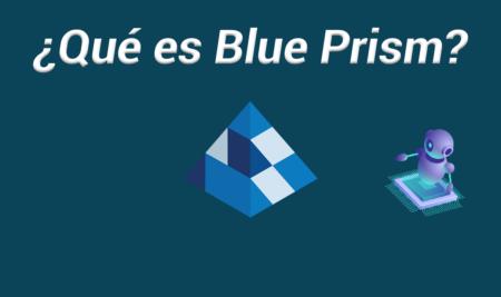 ¿Qué es Blue Prism?